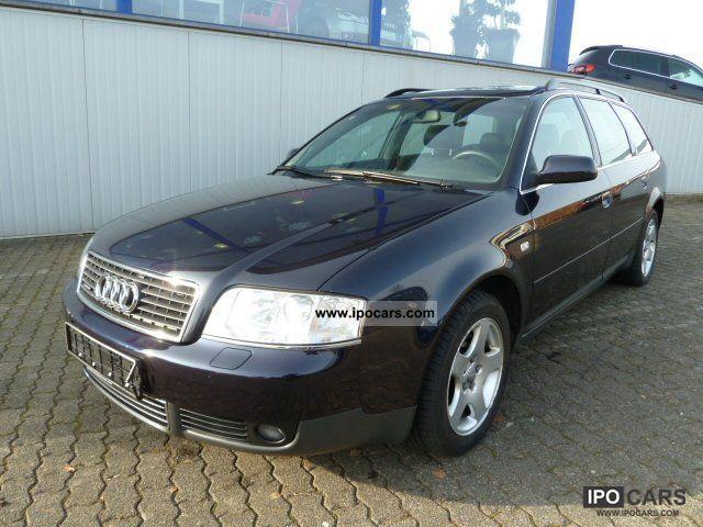 2002 Audi  A6 2.5 TDI Quattro * Leather * Navigation * Estate Car Used vehicle photo