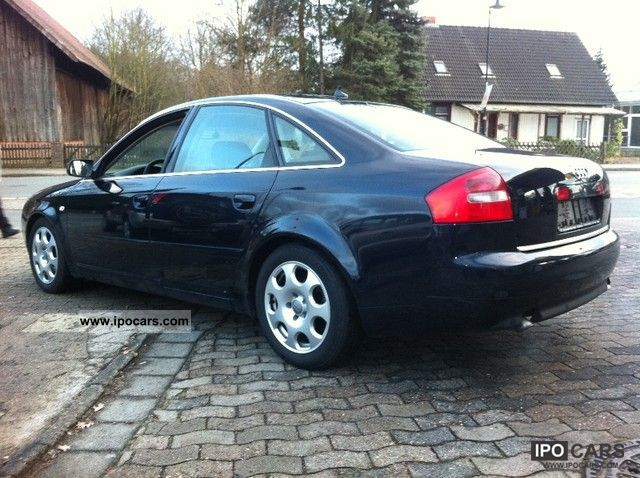 2003 Audi  A6 2.5 TDI QUATTRO \ Limousine Used vehicle photo
