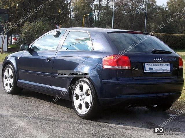 2003 audi a3 2 0 tdi ambition 16v car photo and specs. Black Bedroom Furniture Sets. Home Design Ideas