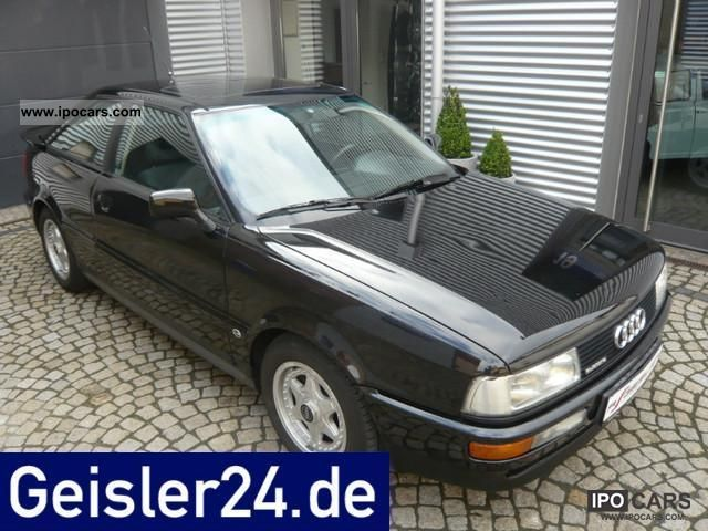 1989 Audi  Coupe 3.2 20V quattro - TECHNICALLY PERFECT - Sports car/Coupe Used vehicle photo