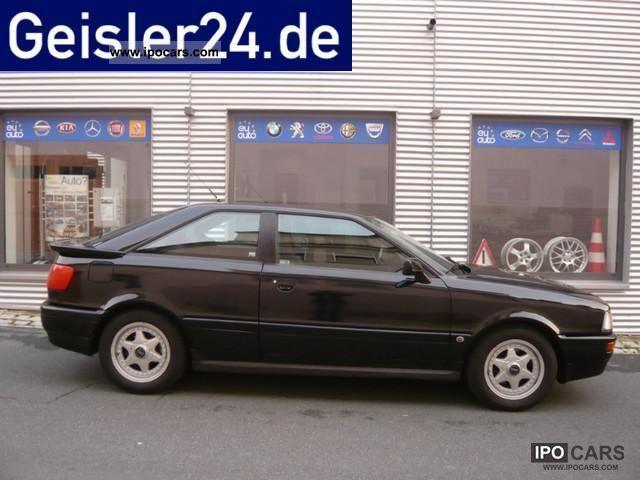 Audi Quattro 1983 1989 1989 Audi Quattro