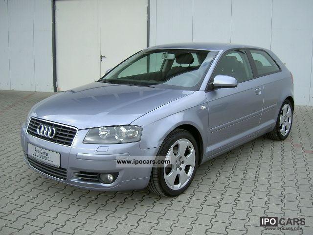 2003 Audi  A3 2.0 TDI, xenon aluminum 17 \ Limousine Used vehicle photo