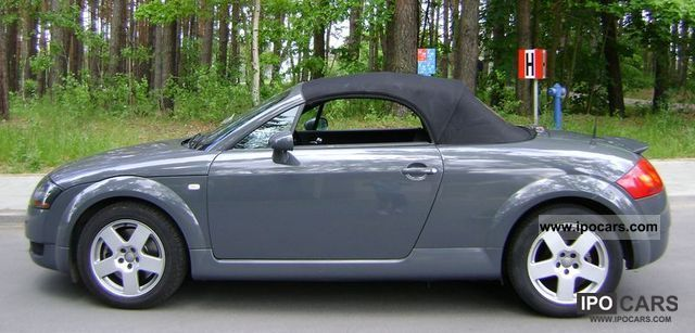 2001 audi tt sewisowany hardtop stan b dobry car. Black Bedroom Furniture Sets. Home Design Ideas