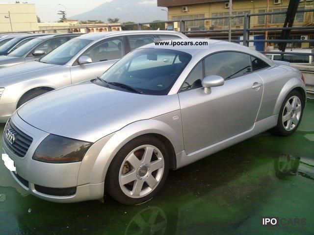 1999 audi tt 1 8 t 180 cv car photo and specs. Black Bedroom Furniture Sets. Home Design Ideas