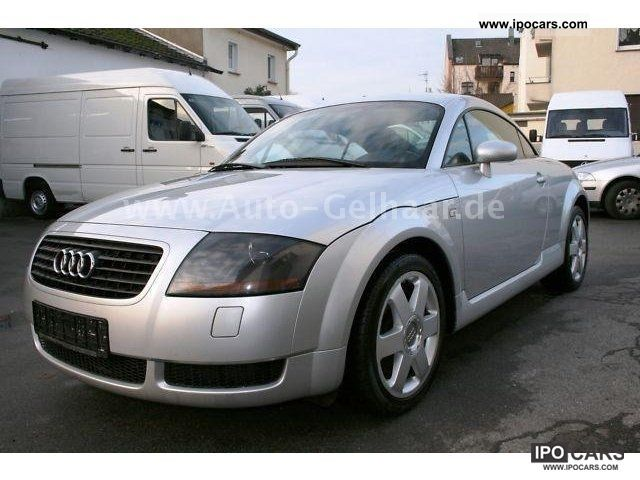 2000 Audi  TT Coupe 1.8 T * LEATHER * XENON * NEW * ZAHNRIMMEN- Sports car/Coupe Used vehicle photo