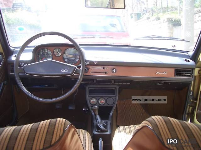 1975 Audi 80 - Car Photo and Specs