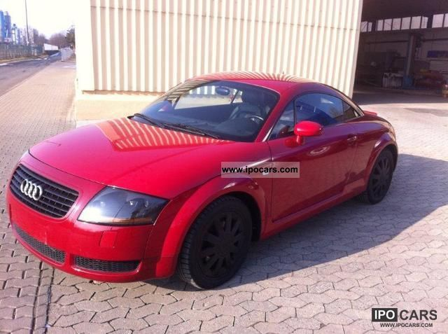 2000 audi tt coupe 1 8 t quattro car photo and specs. Black Bedroom Furniture Sets. Home Design Ideas