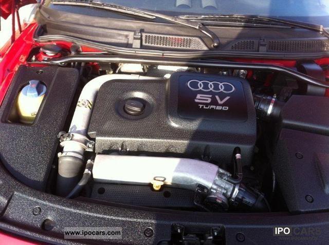 2000 Audi TT Coupe 1.8 T quattro - Car Photo and Specs