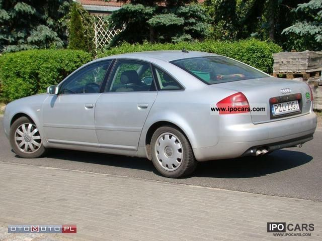 2003 audi a6 sedan 2 5 tdi xenon aluminum 16 car. Black Bedroom Furniture Sets. Home Design Ideas