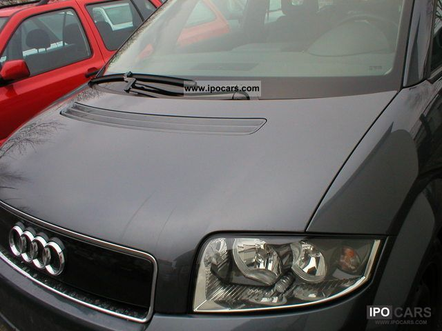 2002 Audi  A2 1.4 SPECIAL EDITION Van / Minibus Used vehicle photo