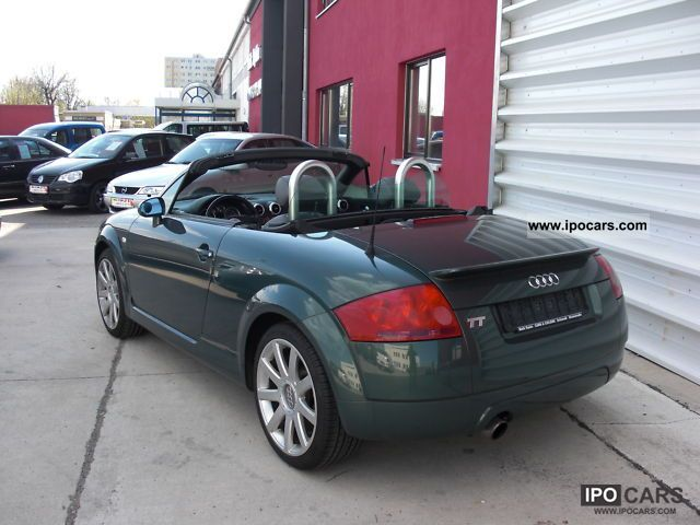 2000 audi tt roadster 1 8 t xenon 18 car photo and specs. Black Bedroom Furniture Sets. Home Design Ideas