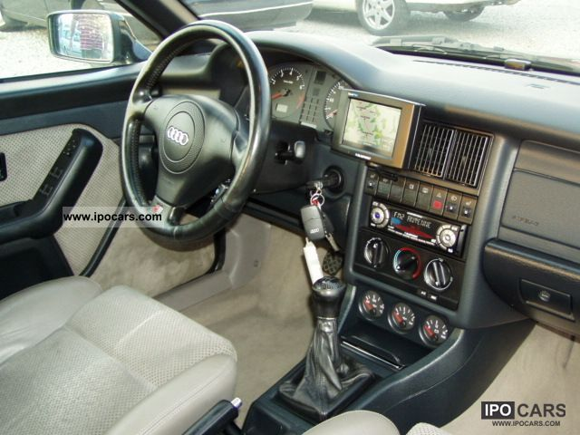 2000 Audi Cabriolet 2 6 E Navi Car Photo And Specs
