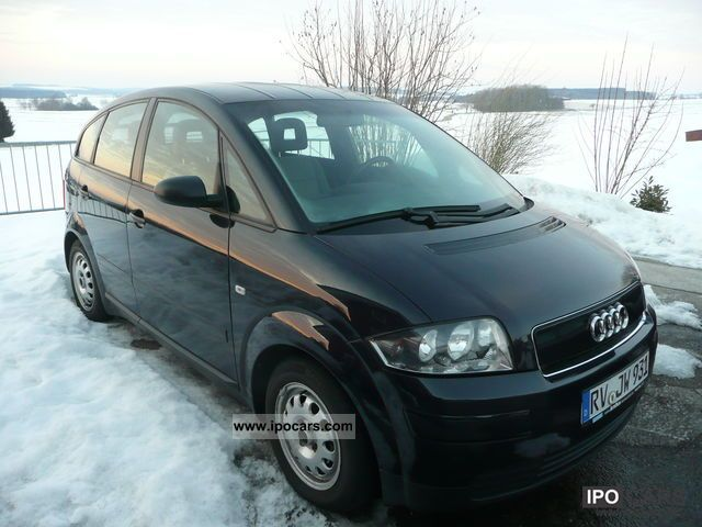 2001 audi a2 1 2 tdi 3l car photo and specs. Black Bedroom Furniture Sets. Home Design Ideas