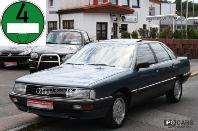 1988 Audi  ORIGINAL 56.oooKM 200 Turbo / 1.HAND / Klimaaut. Limousine Used vehicle photo