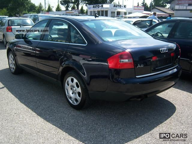 2003 audi a6 2 0 auto tiptronic car photo and specs. Black Bedroom Furniture Sets. Home Design Ideas