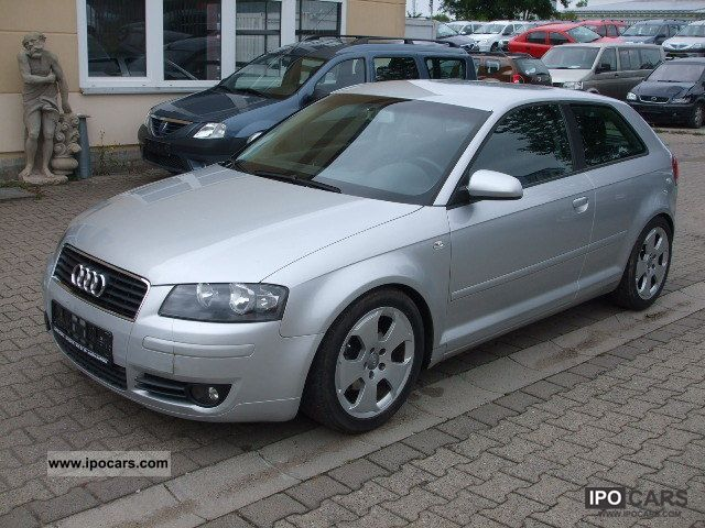 2004 audi a3 1 9 tdi attraction klimatronic 4 car. Black Bedroom Furniture Sets. Home Design Ideas