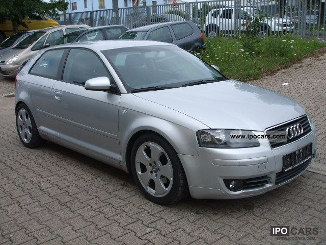 2004 audi a3 1 9 tdi attraction klimatronic 4 car photo and specs. Black Bedroom Furniture Sets. Home Design Ideas
