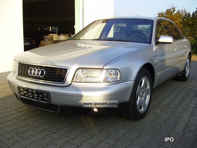 2000 Audi  * A8 4.2 quattro version very long maintained * Limousine Used vehicle photo