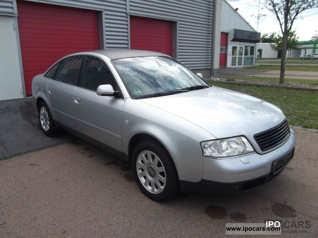 2000 Audi  * A6 Tiptronic automatic climate control * Xenon * Aluminum * BC * 17 \ Limousine Used vehicle photo