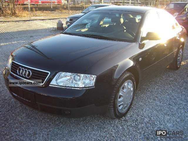 2001 Audi  A6 1.8 1 HAND - CHECKBOOK Limousine Used vehicle photo
