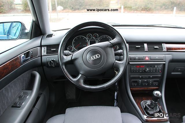 1999 Audi A6 2 7 T Car Photo And Specs