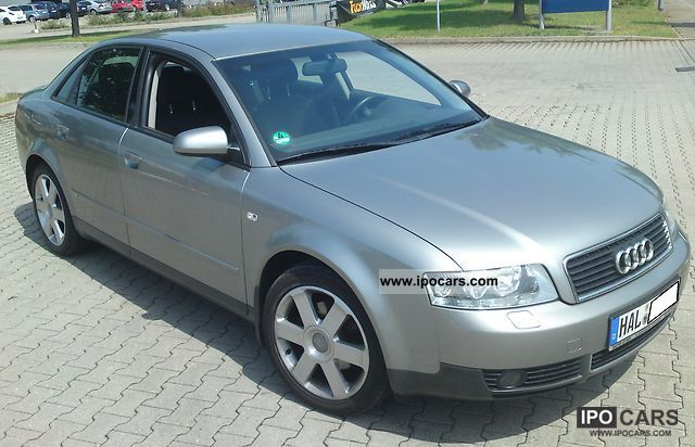 2001 Audi A4 S Line 17 Inch Car Photo And Specs