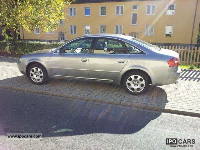 2003 Audi  A6 2.5 TDI Limousine Used vehicle photo