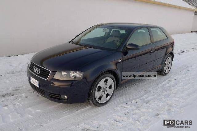 2004 Audi  A3 SKORA FULL! Small Car Used vehicle photo