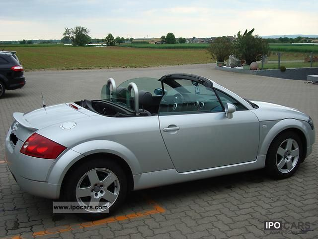 2000 audi tt roadster 1 8 t car photo and specs. Black Bedroom Furniture Sets. Home Design Ideas