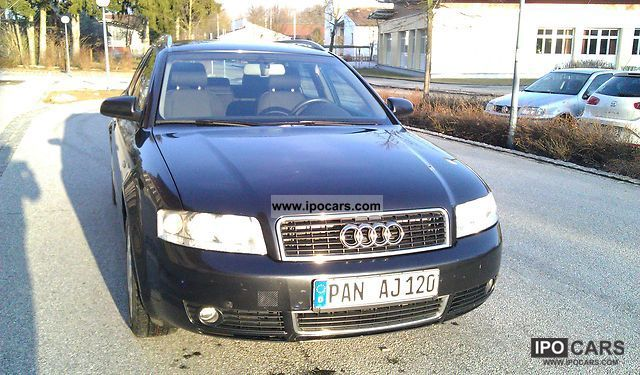 Audi  A4 Avant 2.0 2004 Liquefied Petroleum Gas Cars (LPG, GPL, propane) photo