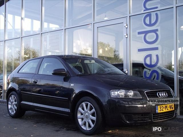 2004 Audi  A3 TDI 105PK ATTR PROLINE NW Small Car Used vehicle photo
