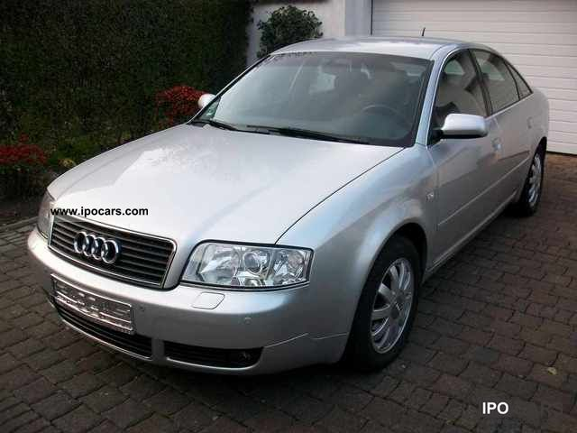 2002 Audi  A6 1.8 T Limousine Used vehicle photo
