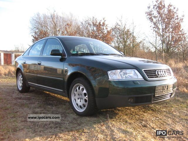 2000 Audi  * LEATHER-CHECKBOOK XENON * Limousine Used vehicle photo