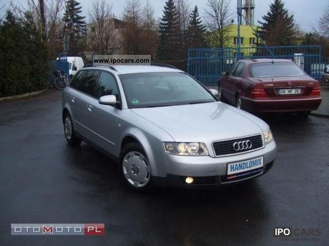Audi  A4 2.0 130KM INSTALACJA Gazowa 2002 Liquefied Petroleum Gas Cars (LPG, GPL, propane) photo
