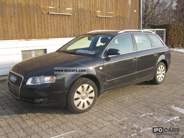 2005 audi a4 avant 2 5 tdi leather climate control. Black Bedroom Furniture Sets. Home Design Ideas
