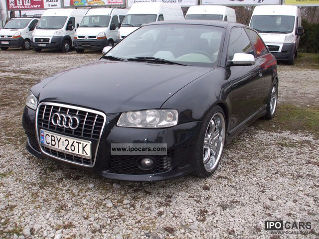Audi  A3 TUNING 2001 Tuning Cars photo