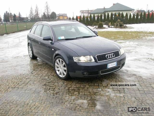 2004 audi a4 1 9 tdi 130 ps air tronic automatic navigation car photo and specs. Black Bedroom Furniture Sets. Home Design Ideas