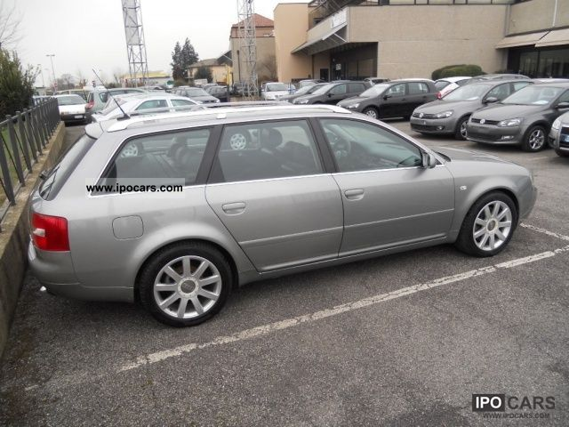 2004 audi a6 avant 2 5 v6 quattro aut tdi 180 cv cat navi car photo and specs. Black Bedroom Furniture Sets. Home Design Ideas