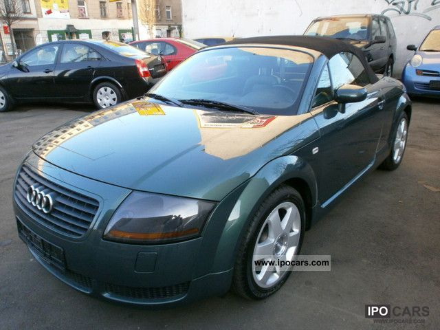 1999 Audi  TT Roadster 1.8 T Cabrio / roadster Used vehicle photo