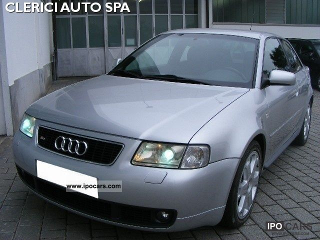 2000 audi s3 quattro 210cv 4 gomme nuove car photo and specs. Black Bedroom Furniture Sets. Home Design Ideas