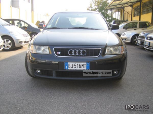 2000 Audi  A3 S3 QUATTRO Limousine Used vehicle photo