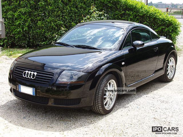 1999 audi tt 1 8 turbo 180cv car photo and specs. Black Bedroom Furniture Sets. Home Design Ideas