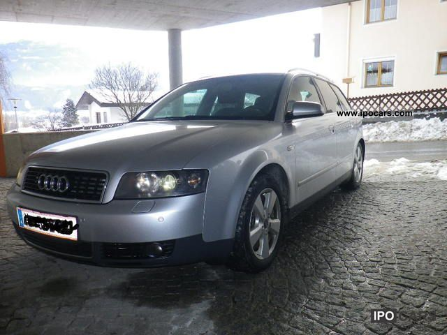 2004 audi a4 avant 3 0 quattro leather navi bose. Black Bedroom Furniture Sets. Home Design Ideas