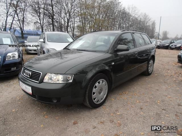 2002 Audi  A4 1.9TDI Quattro 130KM BEZWYPADKOWA Estate Car Used vehicle photo