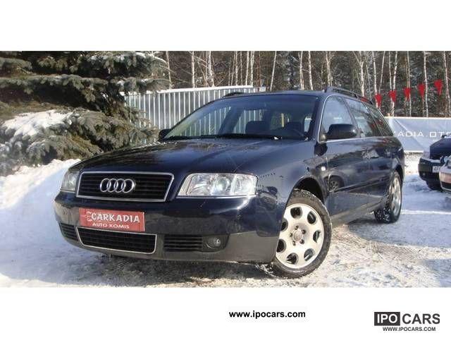 2004 Audi  A6 1.9 TDI * XENON * NAVI * 130KM * Estate Car Used vehicle photo