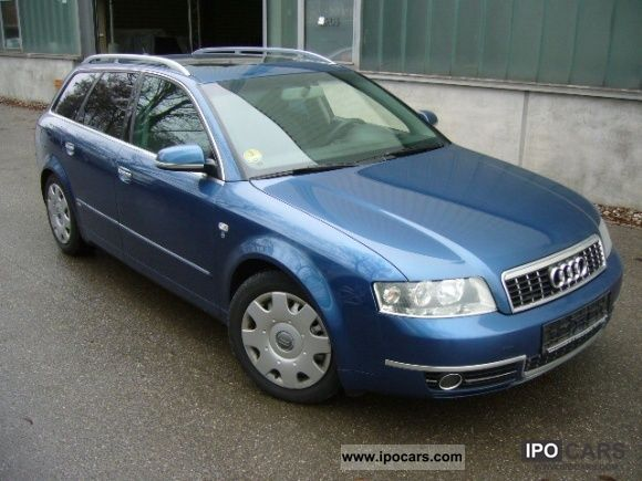 2003 Audi  1.9 TDI 6 speed S4 Estate Car Used vehicle photo