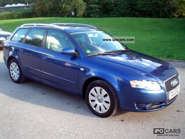 2007 Audi  A4 Avant 2.7 TDI DPF Navi-Plus/6-Gang/Klimaautom Estate Car Used vehicle photo