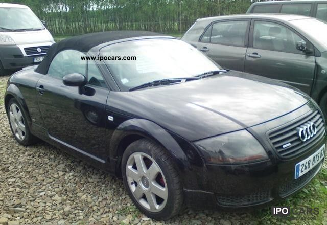 2000 audi tt 1 8t quattro car photo and specs. Black Bedroom Furniture Sets. Home Design Ideas