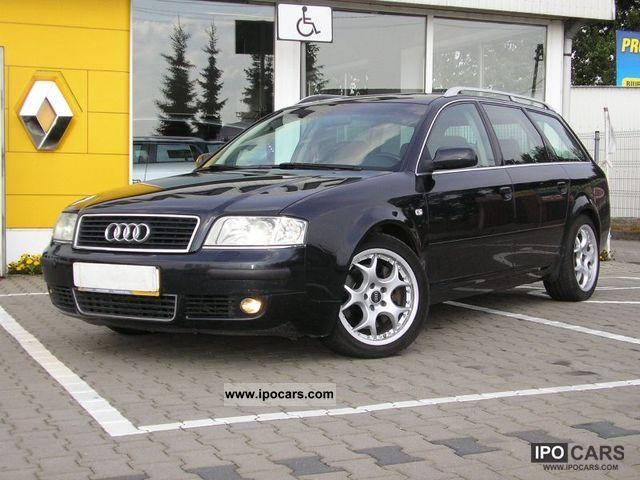 2004 Audi  A6 AVANT, pełna OPCJA, TDI 180KM, POLECAM! Estate Car Used vehicle photo