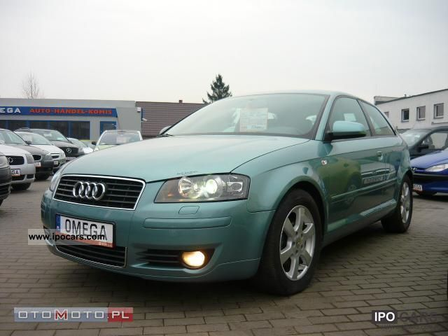 2004 Audi  A3 EXCLUSIVE Small Car Used vehicle photo
